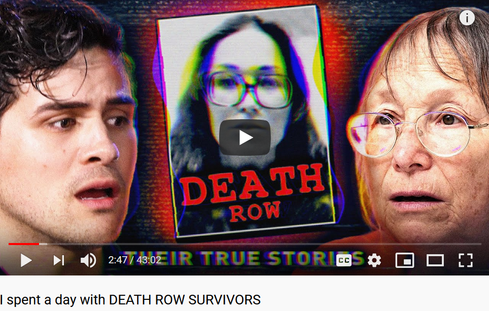 Watch: A Day With Death Row Survivors